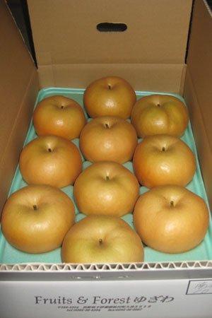 画像1: 【送料込み】果物の恵み 南水 5kg サイズ 7個〜13個入り